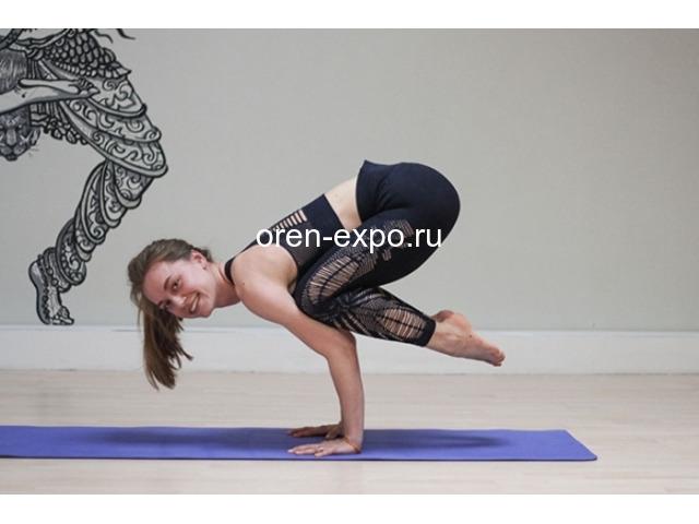Обучение по курсу  «Йога – основные приемы» в центре «Союз» - 1