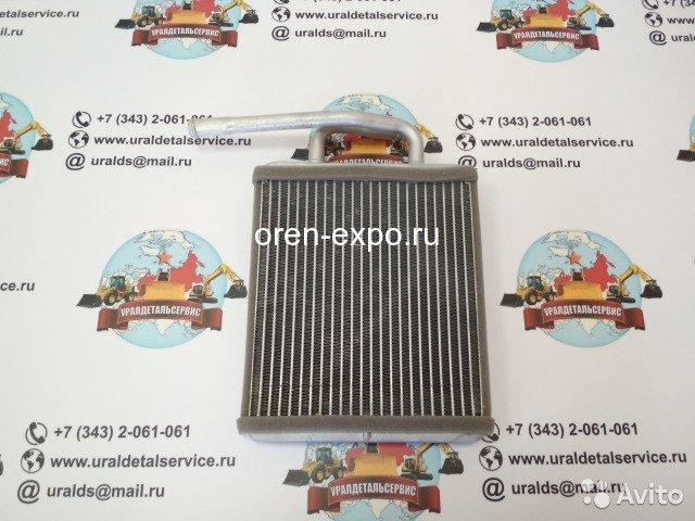 Радиатор отопителя 2920-6112 Doosan - 1