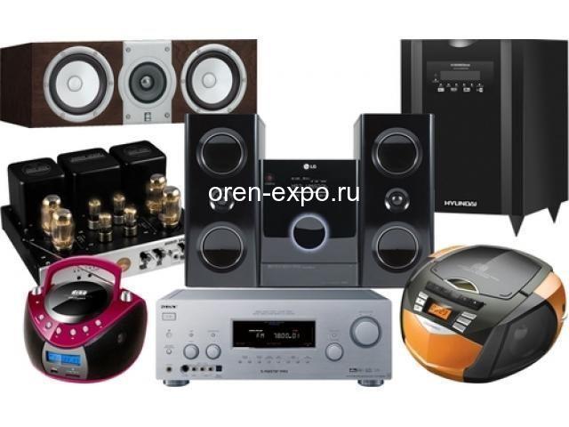 Ремонт видеомагнитофонов музыкальных центров двд Выезд - 4