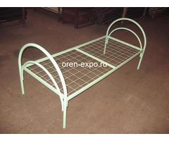 Кровати металлические одноярусные на заказ с доставкой - Изображение 3