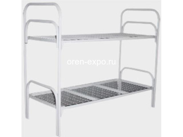 Долговечные металлические кровати в дома отдыха - 2