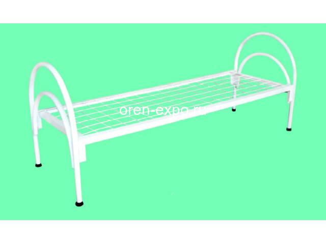 Долговечные металлические кровати в дома отдыха - 4