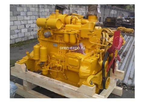 Двигатель Д-160/Д-180 на трактор (бульдозер) ЧТЗ Уралтрак Т-130,Т-170,Б-10.