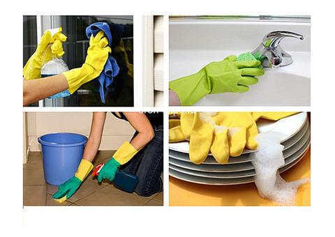 Услуги по уборке квартир и офисов в Оренбурге
