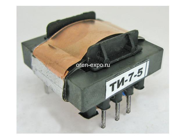 Трансформатор  на феррите ТИ-7- , ТПВ-7- (100 Вт) - 2