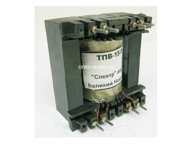 Трансформатор на феррите ТИ-15- , ТПВ-15- (150 Вт) - 1