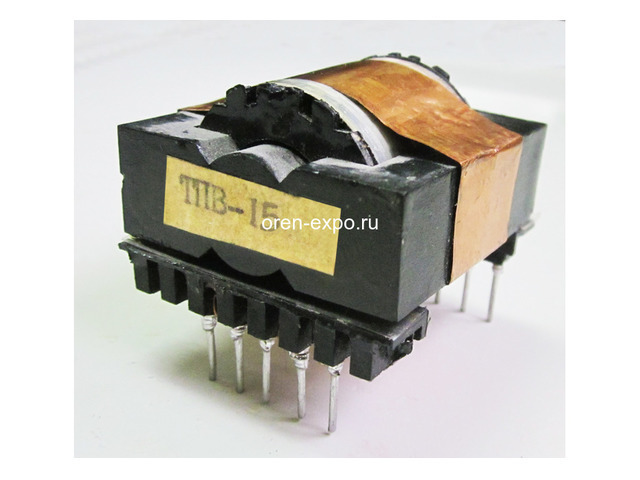Трансформатор на феррите ТИ-15- , ТПВ-15- (150 Вт) - 3