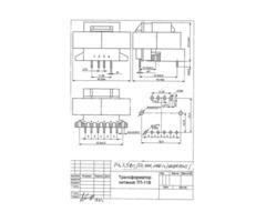 Трансформатор звуковой ТВЗ-118-(3,5 Вт) - Изображение 3