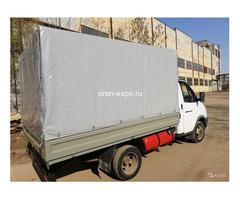 Заводской кузов на Газель 3302 Некст