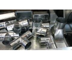 Производство воздуховодов и систем вентиляции